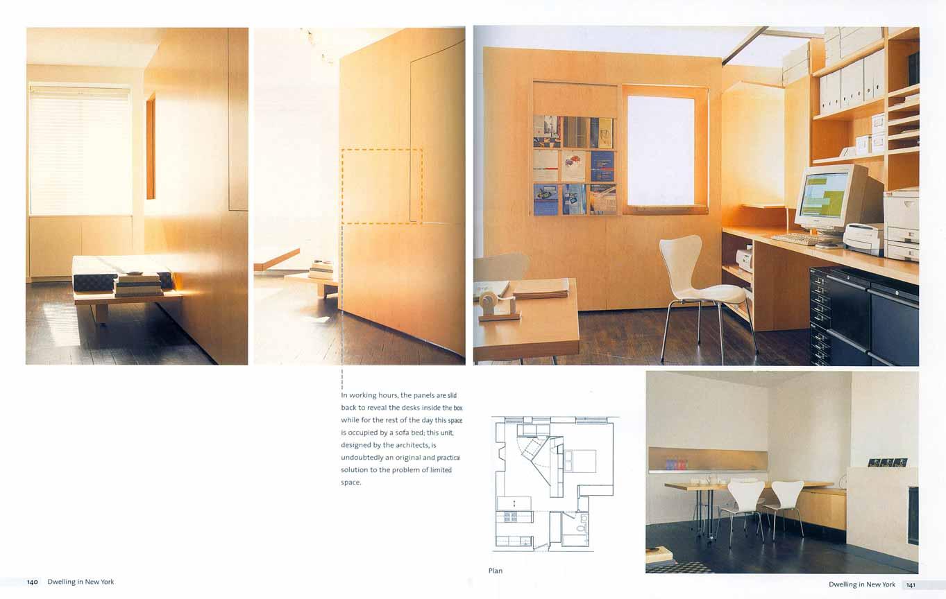 Small Spaces – Hirsch|Corti Architecture